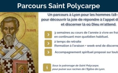 Parcours Saint Polycarpe