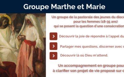 Groupe Marthe et Marie